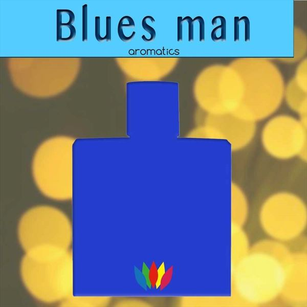 Perfume equivalente Blues man