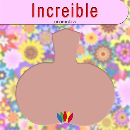 Colonia, Perfume imitacion de Incredible Me
